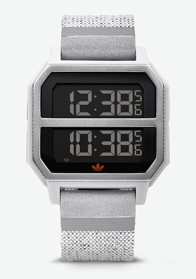 当店のお買い物マラソンはエントリーで更にポイント10倍!19日(土)1:59まで!アディダス 腕時計 メンズ レディース Archive_R2 Z163199-00 CL6130 adidas 安心の国内正規品 代引手数料無料 送料無料 あす楽 即納可能