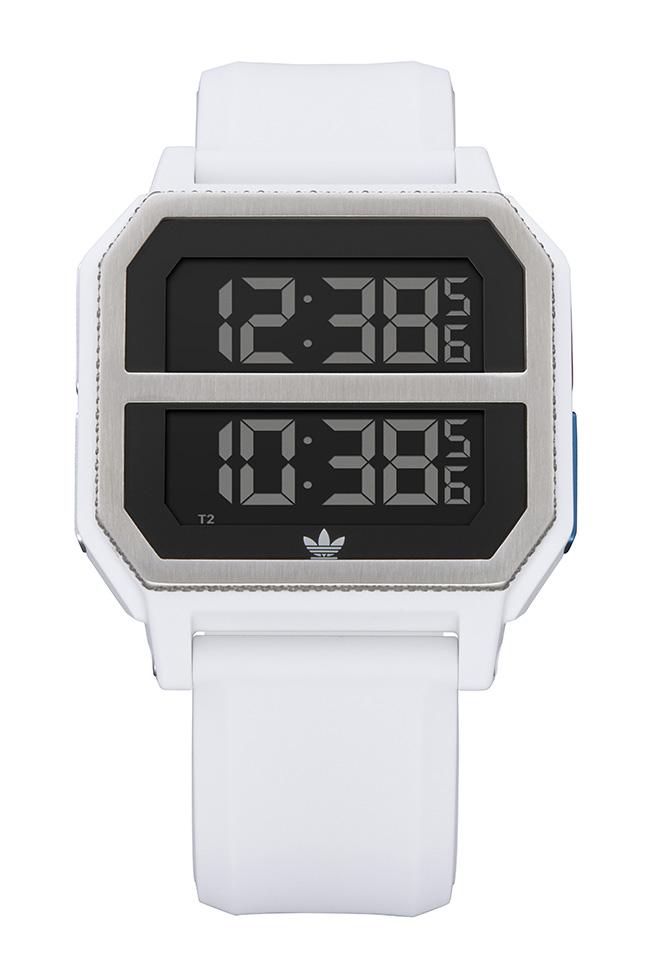 当店のお買い物マラソンはエントリーで更にポイント10倍!19日(土)1:59まで!アディダス 腕時計 メンズ レディース Archive_R2 Z163273-00 EW1416 adidas 安心の国内正規品 代引手数料無料 送料無料 あす楽 即納可能