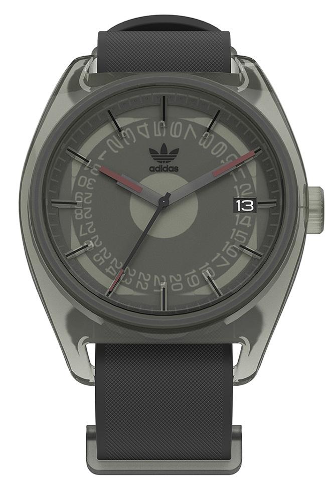当店のお買い物マラソンはエントリーで更にポイント10倍!19日(土)1:59まで!アディダス 腕時計 メンズ レディース Process_C1 Z233276-00 EW1437 adidas 安心の国内正規品 代引手数料無料 送料無料