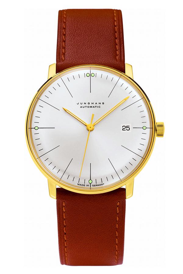 ユンハンス マックスビル Max Bill by Junghans Automatic オートマチック 腕時計 機械式 027 7700 00 安心の国内正規品 代引手数料無料 送料無料