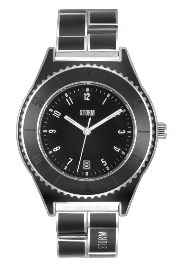 当店のお買い物マラソンはエントリーで更にポイント10倍!19日(土)1:59まで!STORM(ストーム) KANTI(カンティ) レディース腕時計 BLACK(ブラック) 4533BK 安心の国内正規品 代引手数料無料 送料無料
