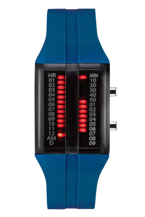 当店のお買い物マラソンはエントリーで更にポイント10倍!19日(土)1:59まで!STORM(ストーム) MK3 CIRCUIT(エムケイ3 サーキット) メンズ腕時計 BLACK×BLUE(ブラック×ブルー) 47064B 安心の国内正規品 代引手数料無料 送料無料