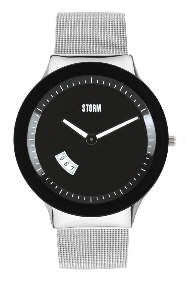 STORM(ストーム) SOTEC(ソーテック) メンズ腕時計 BLACK(ブラック) 47075BK 安心の国内正規品 代引手数料無料 送料無料