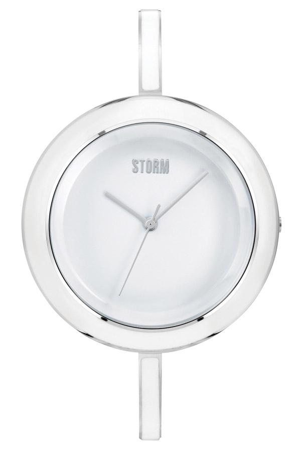 当店のお買い物マラソンはエントリーで更にポイント10倍!19日(土)1:59まで!STORM(ストーム) BIKA(ビカ) レディース腕時計 WHITE(ホワイト) 47089W 安心の国内正規品 代引手数料無料 送料無料