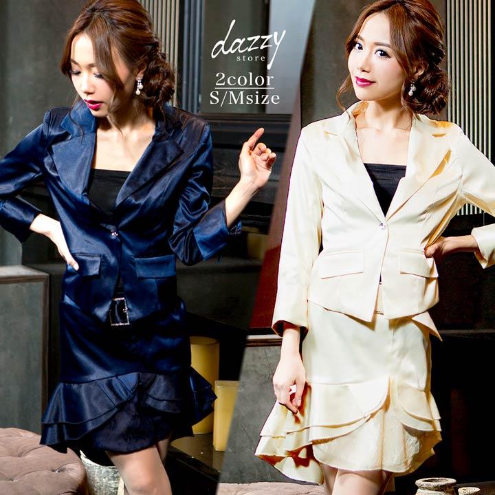 5cd2ea88c5e0e スーツ レディース スーツ キャバ ミニスーツ ladies suits minisuits 大人 女性 キャバスーツ キャバ スーツ S M