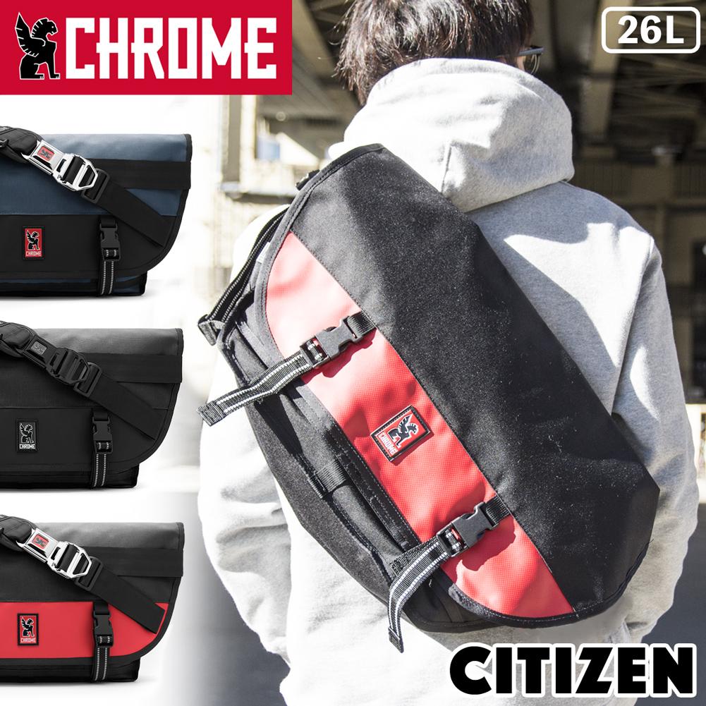 CHROME / クローム CITIZEN シチズン 26L(メッセンジャーバッグ、ショルダーバッグ)