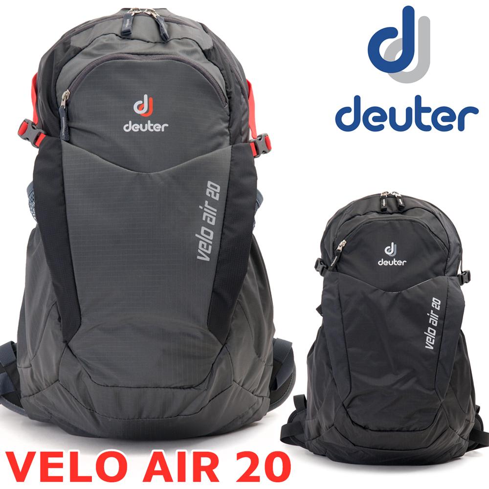 deuter / ドイター VELO AIR 20 ベルエアー 20L デイパック(リュック、バックパック、リュックサック、バイク)