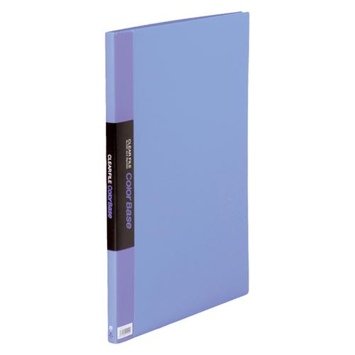 キングジム クリアーファイルカラーベース S型 送料無料カード決済可能 152Cアオ 販売期間 限定のお得なタイムセール 青