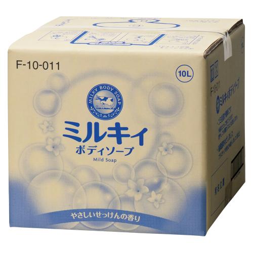 [牛乳石鹸]ミルキィボディソープ 業務用 279605