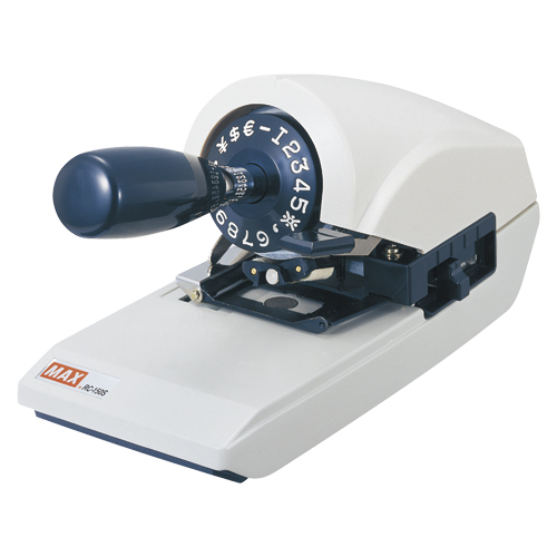 [マックス]ロータリーチェックライタ       ★ RC-150S