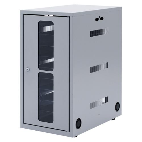 【お買い物マラソン クーポン配布中】[サンワサプライ]タブレット・スレートPC収納保管庫 CAI-CAB7