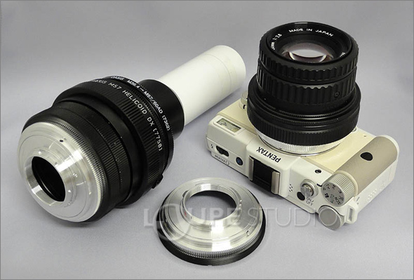 Mobile phone microscope magnifier micro lens optical zoom