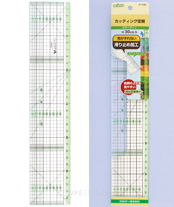Loupe Studio | Rakuten Global Market: Cutting ruler goods sewing ...
