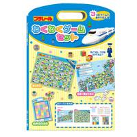 メール便可 すごろく 日本一周すごろく えあわせゲームの3種類のゲームが楽しめるプラレールのゲームセット 知育玩具 3歳 4歳 5歳 商い 6歳 幼児 子供 電車 日本地図 わくわくゲームセット 安売り ゲーム 小学生 正月 プラレール セット 男の子 教育