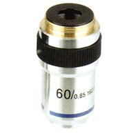 カートン CSシリーズ専用オプション 対物レンズ 60x [開口数0.85] 顕微鏡 対物レンズ 観察 検査 拡大