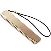 【20日限定クーポン配布中】ルーペ 携帯用 ポータブルルーペ アーモンド Nikon 1.3倍 おしゃれ ストラップ 女性 虫眼鏡 拡大鏡 折りたたみ 老眼鏡・シニアグラスのように使えます