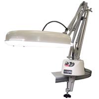 LED照明拡大鏡 LSK ワイド-CF型 調光付 4倍 オーツカ 拡大鏡 LED照明拡大鏡 検査 ルーペ 拡大 精密検査