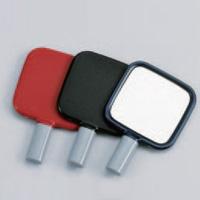 ハンドミラー レディ角型ハンドS M-02 鏡 手鏡 ミラー ハンドミラー