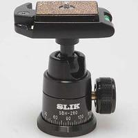 自由雲台 SBH-280E BK SLIK スリック 自由雲台 雲台 SLIK カメラ用品 カメラアクセサリー