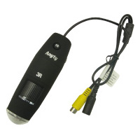 有線式デジタル顕微鏡 TV接続 [450~600倍] 3R-MSTV601 デジタル マイクロスコープ テレビモニターで映像確認 LEDライト 美容 皮膚 頭皮 エステ 印刷 繊維