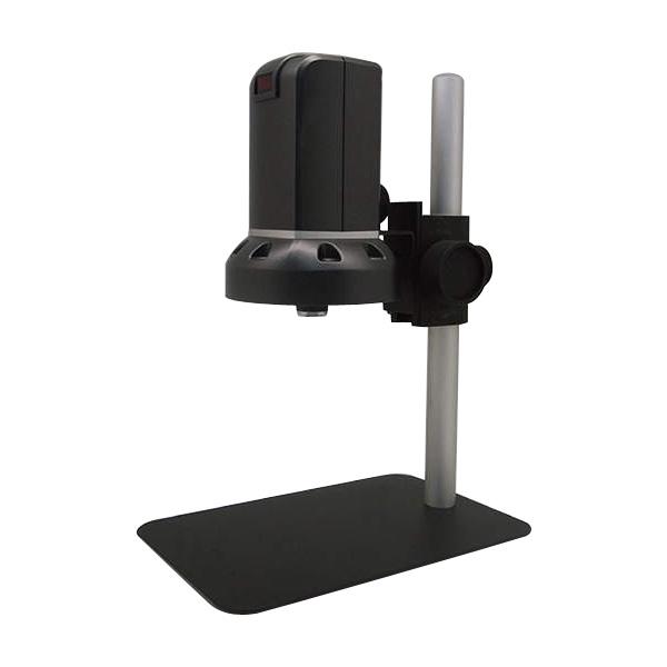 HDMIデジタル顕微鏡 4倍 3R-MSTVUSB273 顕微鏡 マイクロスコープ PC パソコン テレビモニタ 撮影 保存 オートフォーカス 計測機能 HDMI対応