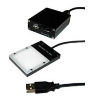 【お買い物マラソン クーポン配布 ~10/11 01:59】エヌエスライティング USB LED照明 コントローラーセット 60×60mm面型 USB LED照明セット LME-60/60W-USB501SET