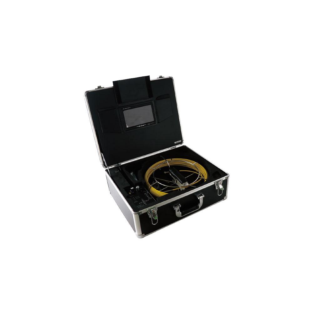 管内検査用カメラ Φ6mm 40m 工業用 配管内部 作業 点検 ケーブルカメラ 3R-FXS07-40M6 おすすめ 工業用 防塵