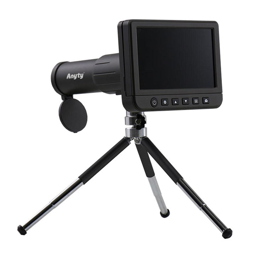 デジタル望遠鏡 50倍 望遠カメラ ビデオカメラ 運動会 体育祭 写真 撮影 機材 1400万画素 三脚・リモコン付き おすすめ 業務用 家庭用 動画
