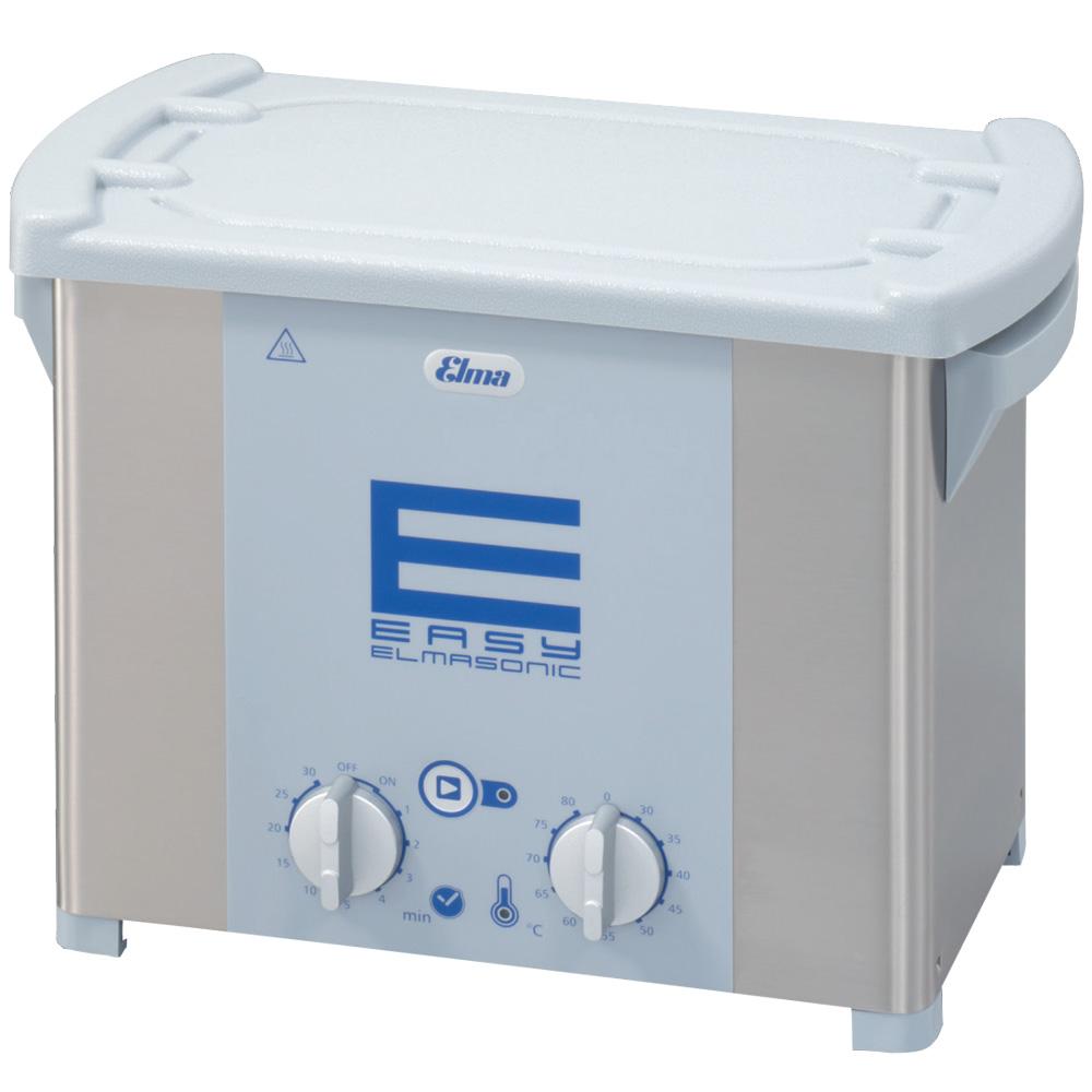 【お買い物マラソン クーポン配布中】エルマ 超音波洗浄機 EASY30H EASY30H ELMA 貴金属 洗浄機 アクセサリー