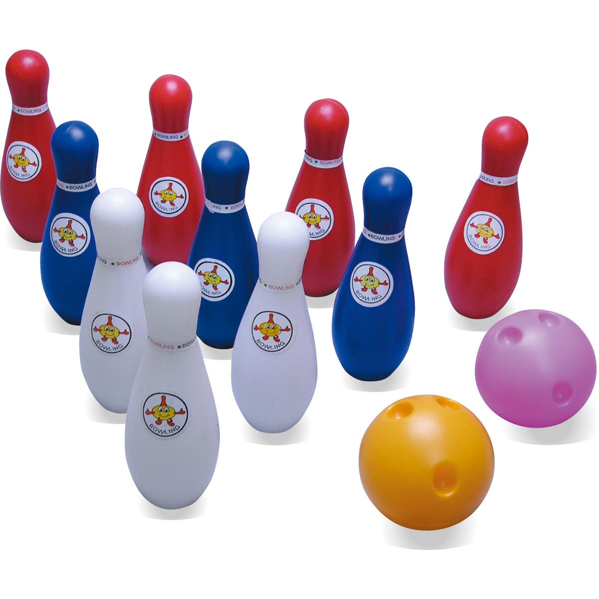 スポーツ玩具 おもちゃ カラフルボーリングセット キッズ ボーリング 自由研究 科学工作 体験学習 教材