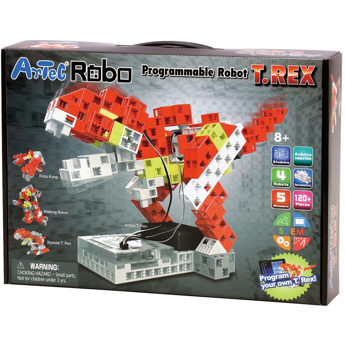 【20日限定クーポン配布中】ブロック おもちゃ アーテックブロック ロボティスト T.REX プログラミング 学習 日本製 ロボット Artec ブロック キッズ ジュニア パーツ 知育玩具 レゴ・レゴブロックのように自由に遊べます