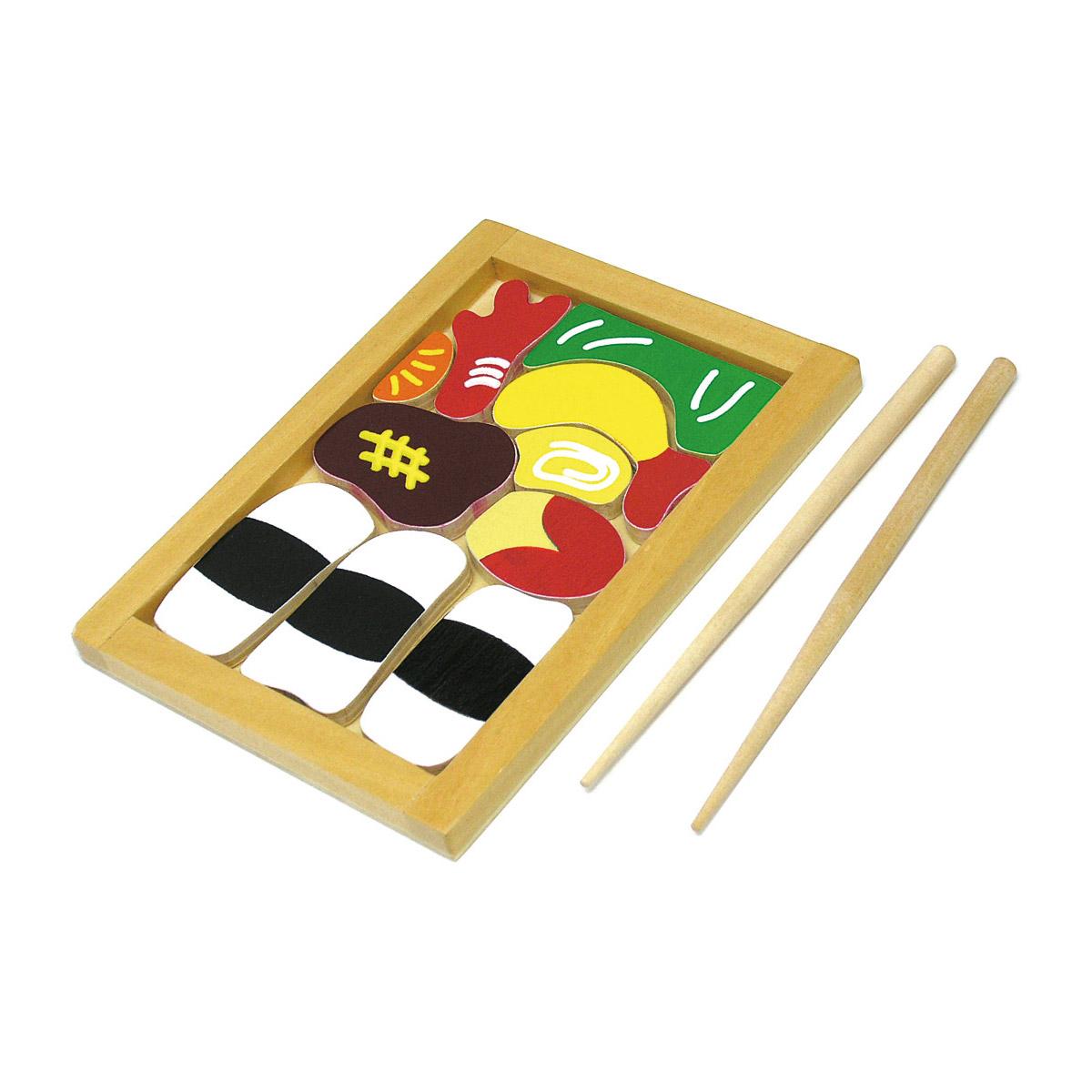 メール便可 子供 キッズ おもちゃ 幼児 パズル 入園準備 ファクトリーアウトレット おはしを使ってお弁当を完成させるパズルゲームです 木製お弁当パズル 木製玩具 木のおもちゃ ゲーム 練習 4歳 OT お箸 5歳 お稽古 療育 室内 人気上昇中 知育玩具 作業療法 3歳