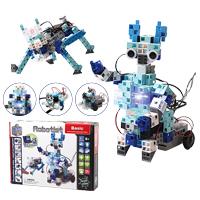 【お買い物マラソン クーポン配布中】ブロック おもちゃ アーテックブロック ロボティスト ベーシック プログラミング 学習 日本製 ロボット Artec ブロック キッズ ジュニア パーツ 知育玩具 レゴ・レゴブロックのように自由に遊べます