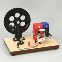 【お買い物マラソン クーポン配布中】発電原理説明器 子供 キッズ 小学生 実験 理科 学習教材
