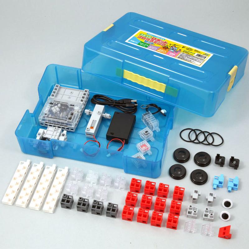うきうきロボットプログラミングセット[R付] アーテック 子供 知育玩具 小学生 子供 プログラム 図工 科学 知育玩具 おもちゃ サイエンス サイエンス, チキチキ電子:8c415e83 --- officewill.xsrv.jp