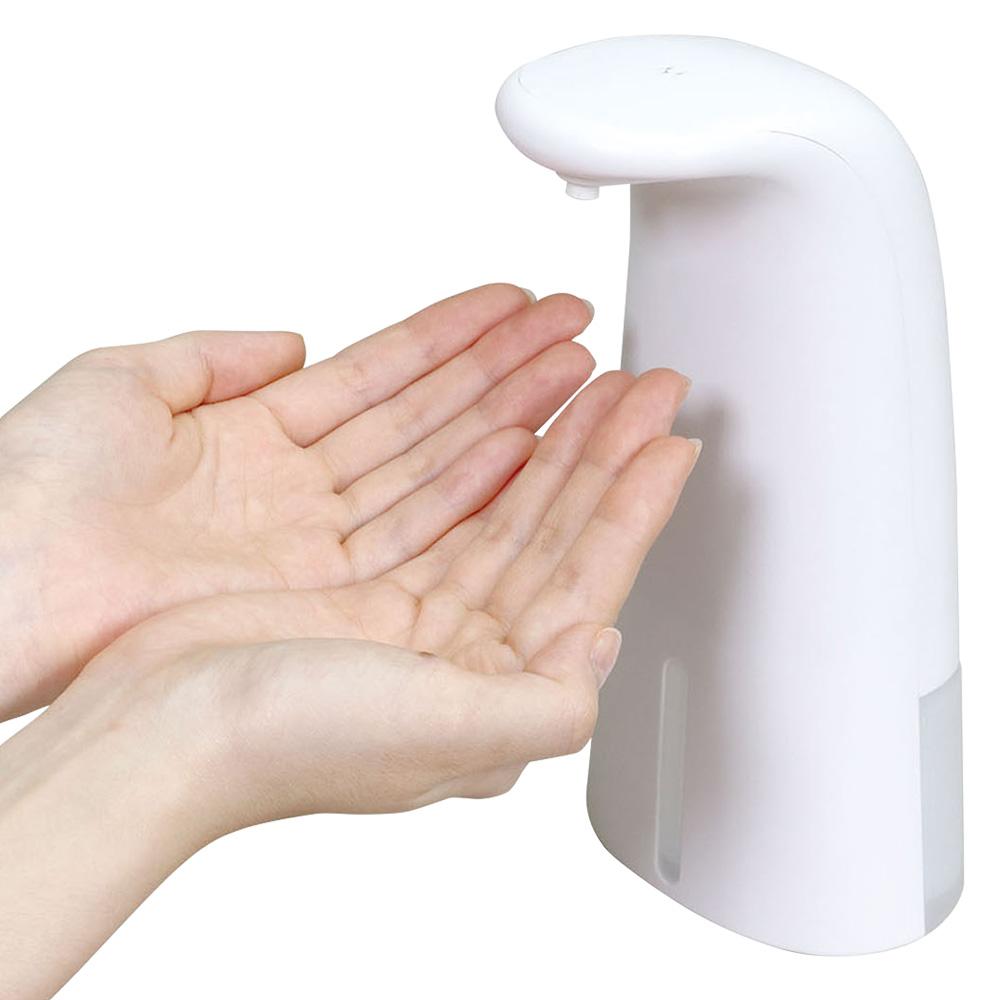 消毒 ハンドディスペンサー オート ディスペンサー センサー 手指消毒 詰め替え ウイルス対策 非接触 感染予防 自動 対策 予防 アルコール消毒液用 防止 定番キャンバス 手をかざすだけ 数量限定 感染 コロナウイルス 液体 オートディスペンサー インフルエンザ