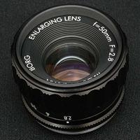 BORG 50mm F2.8 2850 BORG ボーグ BORG 引伸ばしレンズ フルサイズ対応