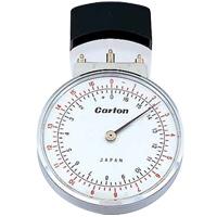 レンズゲージ カーブ計 メガネ レンズ ディオプター カーブ(曲率半径) 測定 計測器 カートン光学