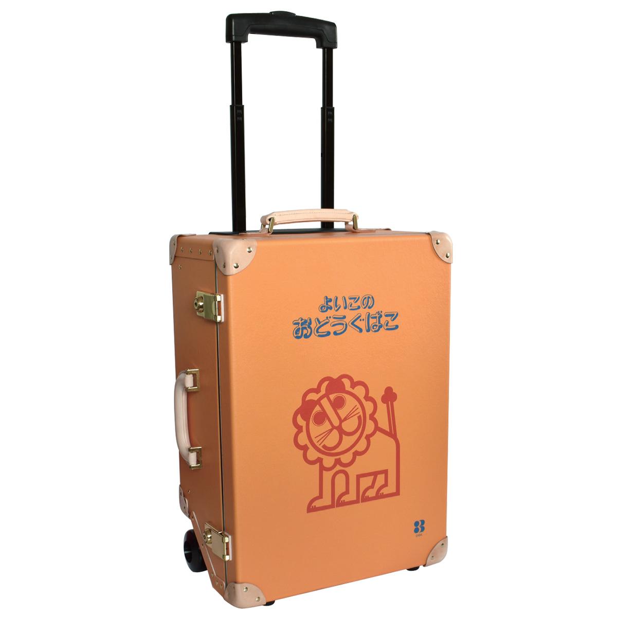 よいこのおどうぐばこ ライオン柄 キャリーバッグ スーツケース らいおん 1年保証 機内持ち込み 2泊3日 ライオン柄 らいおん かわいい スーツケース 人気 デビカ, hyog:a8461320 --- sunward.msk.ru
