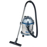 乾湿両用集塵機 NVC-18N 013169 ナカトミ NAKATOMI 掃除機 大掃除 業務用 クリーナー 乾湿両用掃除機 吸水