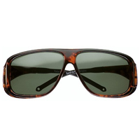 【20日限定クーポン配布中】オーバーサングラス グレー 大 紫外線を防ぐサングラス 16603802 保護メガネ 粉じん UVカット メガネの上から [cut-off filter spectacles] 紫外線カット エッシェンバッハ
