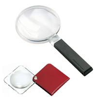 虫眼鏡 ルーペ ギフトセット [gift] G4RD 手持ちルーペ 2倍と ポケットルーペ 3.5倍 エッシェンバッハ