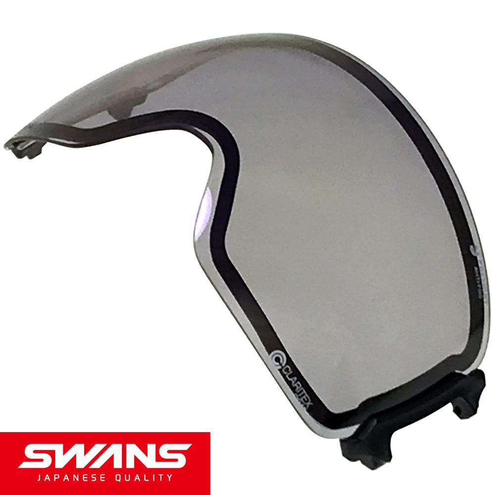 【お買い物マラソン クーポン配布中】スノーゴーグル スワンズ 交換レンズ 単品 LRL-4165 UL RIDGELINE用レンズ 曇り止め ダブルレンズ スキー スノーボード SWANS スワンズ