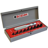 穴あけポンチ ボエム JLB210 BOEHM 作業用品 手作業工具 3mm 20mm パッキン ガスケット ジョイントシート