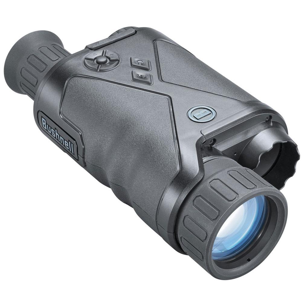 デジタルナイトビジョン 暗視スコープ エクイノクスZ2コネクト4 ブッシュネル 暗視ゴーグル 撮影 暗闇 防災 監視