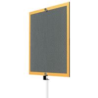 トゥルーパルス用 アタッチメント スーパーリフレクト300ポールセット 高輝度プリズム反射板 SRT-0300PS LASER TECHNOLOGY