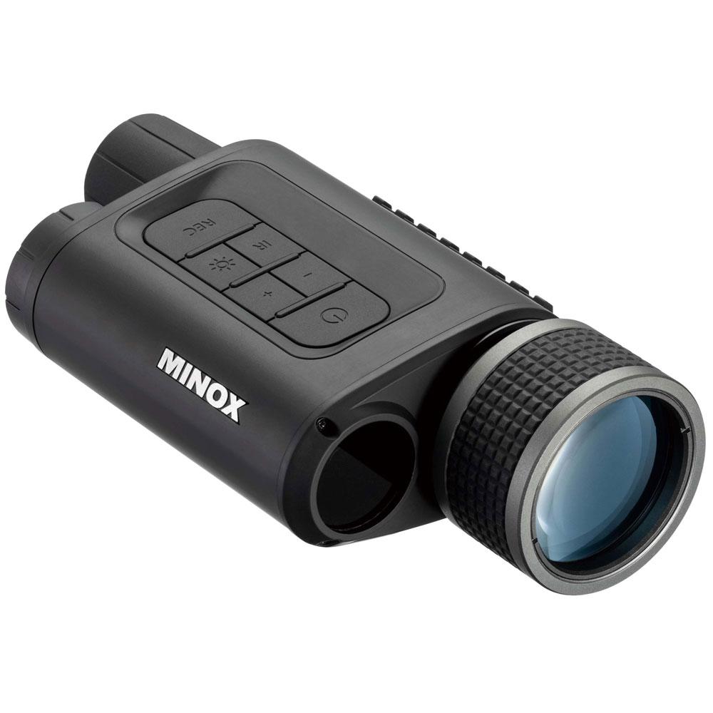 単眼鏡型 デジタル暗視スコープ NVD650 ミノックス 暗視ゴーグル 撮影 暗闇 防災 監視