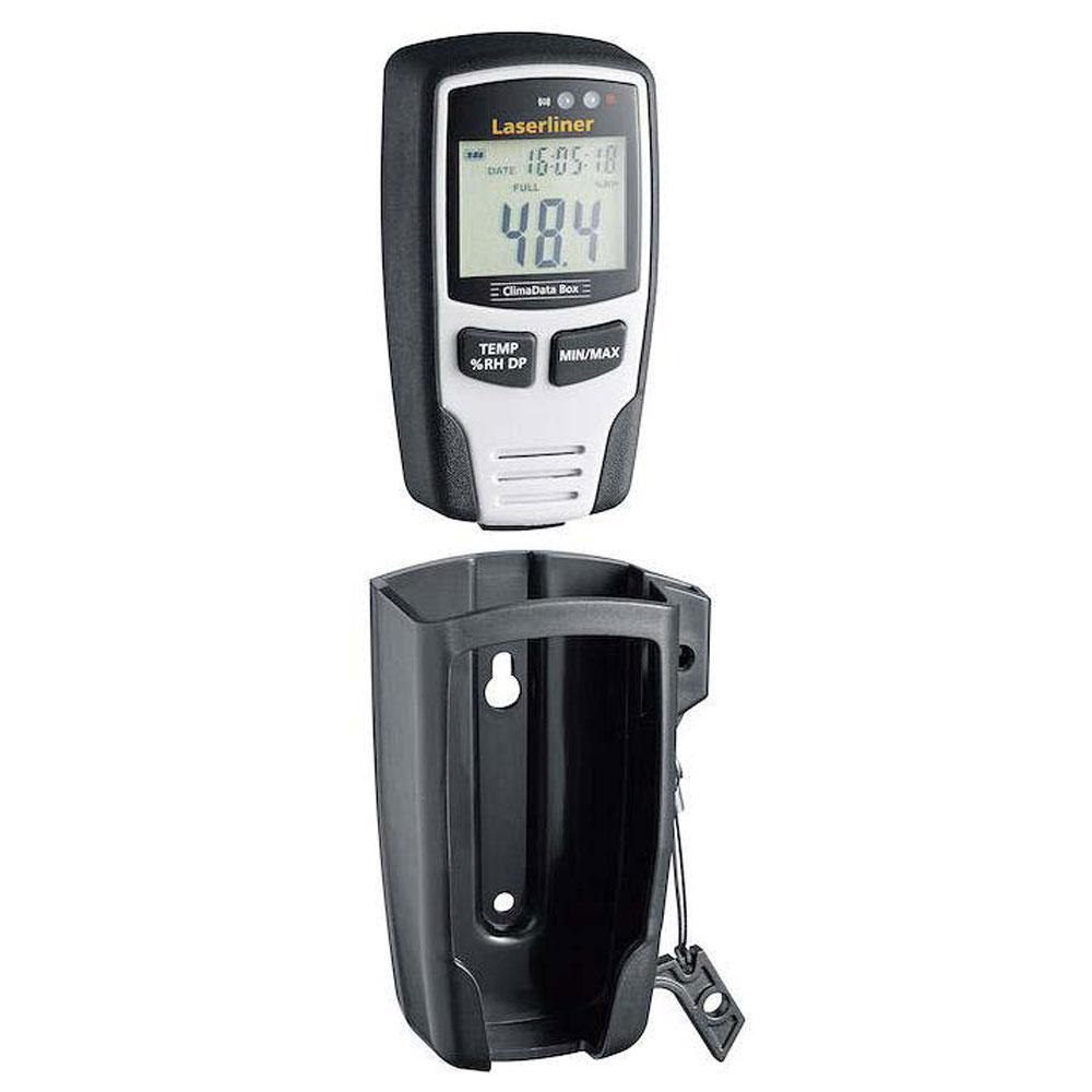 温湿度データロガー クリマデータボックス[Clima Data Box] ウマレックス 温度 湿度 測定 USB 管理 病院 ワインセラー ビニールハウス