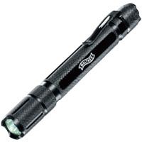 防災 懐中電灯 強力 LEDライト 防塵 防水 乾電池 登山 アウトドア レジャー フラッシュライト ワルサー ハンディライト