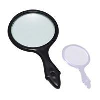 メール便可 拡大鏡 虫眼鏡 花形ルーペ 3.5倍 220 36mm 流行 限定モデル 池田レンズ
